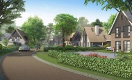 Straatbeeld Buitenplaats Oudeweg